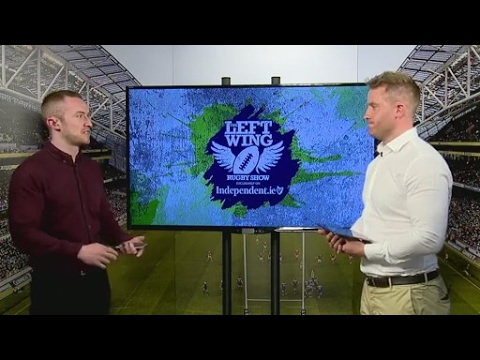VIDEO - Left Wing: Luke Fitzgerald on a dismal weekend for Leinster as Munster march on