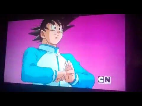 Trailer de Dragon ball super cartoon network  comercial (oficial)