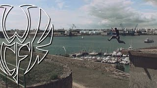 Jean-Marie GALLEE ¤ PARKOUR ¤ A contre courant