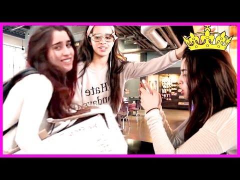 """Fifth Harmony - Lauren """"The Grammar Queen"""" & Fan Gifts - Fifth Harmony Takeover Ep 25"""
