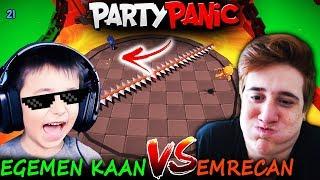 GEREKSİZODA EMRECAN'I TROLLEDİK! | EGEMEN KAAN VS EMRECAN PARTY PANIC