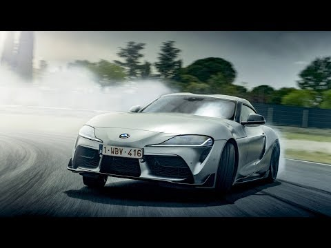 Взрываем шины Toyota