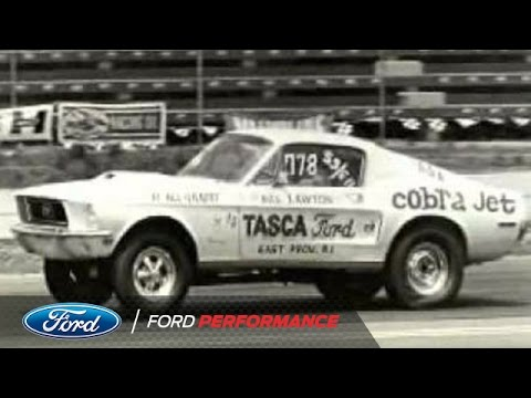 Ford's Cobra Jet History | Cobra Jet Mustang | Ford Performance