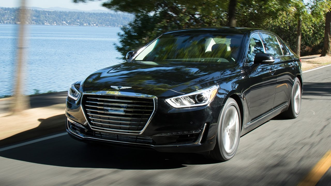 The Search for a Genesis of New Luxury: Genesis G90 in the Pacific North West – Epic Drives Ep. 32