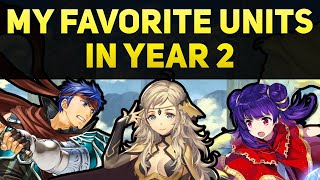 My Favorite Units in Year 2 | Christmas Special 2018