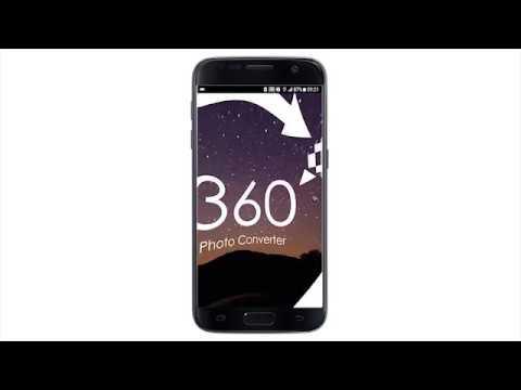 Convert any photo into 360 Panorama - 360 Photo Converter