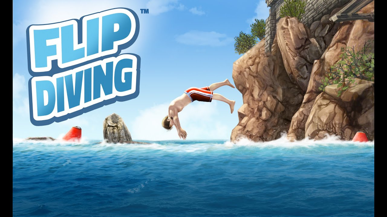 flip diving apk android