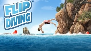 Flip Diving - OUT NOW on iOS and Android!