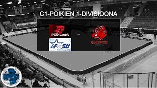 RSS Panthers/Fosu - Happee C1-Poikien 1-Divisioona