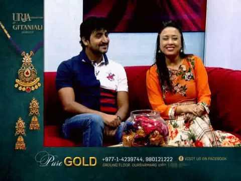 जीवनसाथी -गायक रामचन्द्र काफ्ले / गायिका जुनु रिजाल काफ्ले