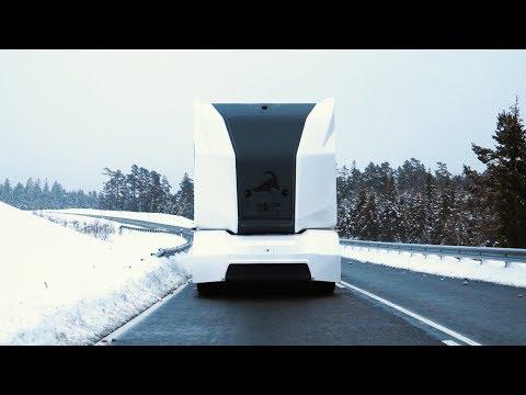 T-pod Autonomous Mode