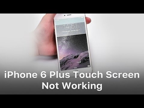 touch screen not working on iphone iphone 6 plus touch screen not working touch ic 19474