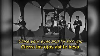 All my loving - The Beatles (LYRICS/LETRA) [Original] (+Video)