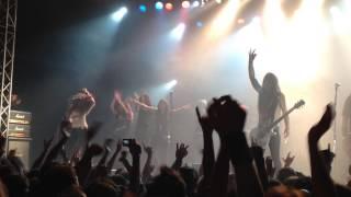 Hardcore Superstar - Last Call for Alcohol live @ Estragon 16/11/13