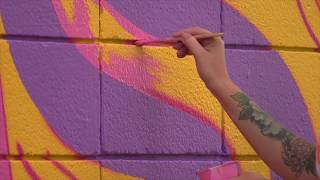 Don't Miss A Beat Mural