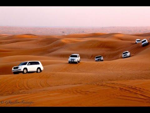 DUBAI DESERT SAFARI 2015