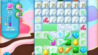 Candy Crush Soda Saga Level 381