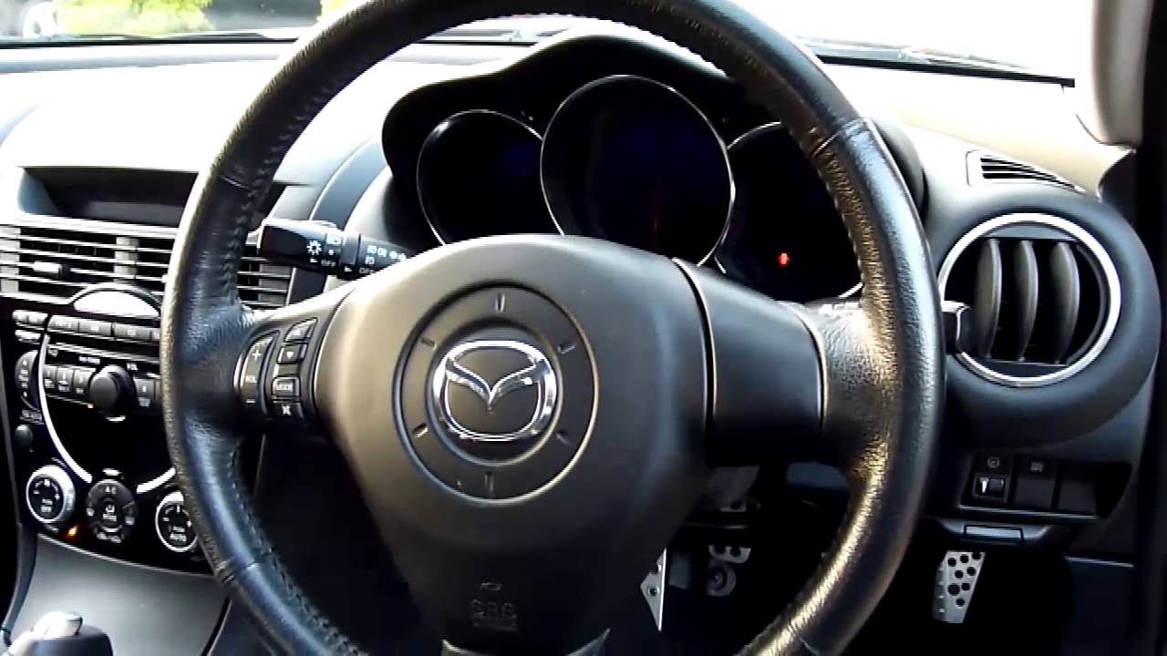 video review of 2007 mazda rx-8 pz 231 for sale sdsc specialist