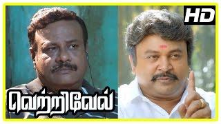 Vetrivel tamil movie   scenes   Sasikumar decides to kidnap Varsha for Ananth   Prabhu   Ilavarasu
