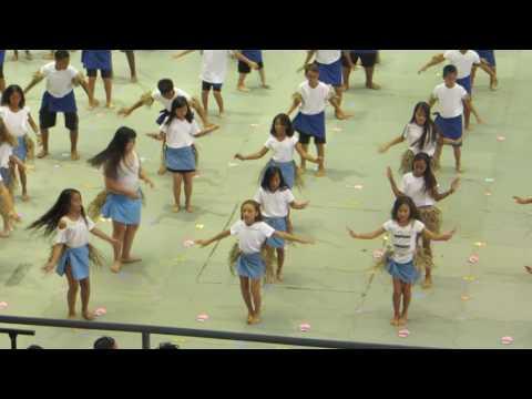 2017 Waiakea Elementary School Ho'ike - 4th Grade