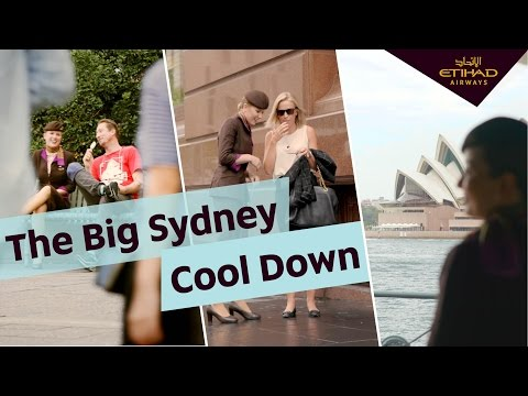 The Big Sydney Cool Down | Etihad Airways