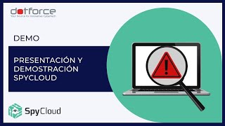 Presentación y Demostración SpyCloud