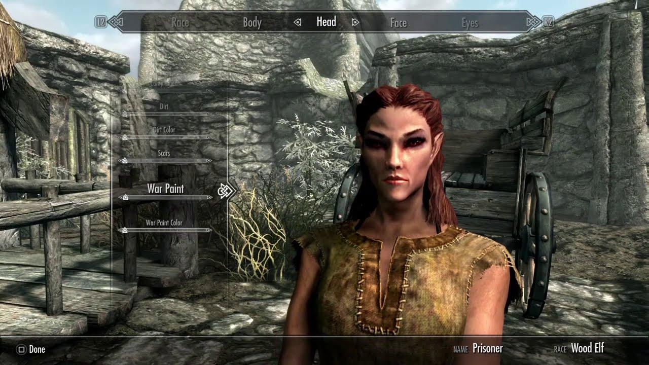 Skyrim Wood Elf Female Names