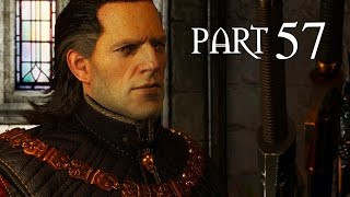 The Witcher 3 Walkthrough Part 57 - BROTHERS IN ARMS (The Witcher 3 PC Gameplay)