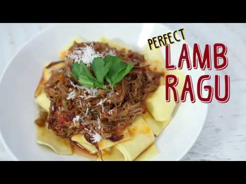Crock-Pot Lamb Ragu Recipe