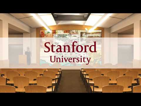 Petr Pridal speech at Stanford about Klokan Technologies and future of old maps
