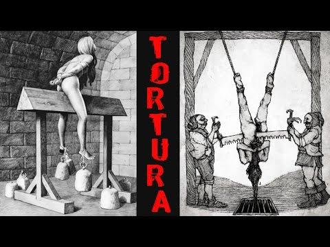21 Horribles Instrumentos Y Técnicas De Tortura | Somos Curiosos