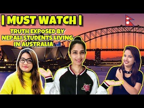| MUST WATCH | WHAT NEPALI STUDENTS ARE SAYING ABOUT AUSTRALIA | RUKSHANA BANIYA |