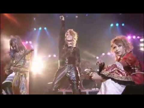 [Eng/Rom]「愛と哀しみのノクターン」- Versailles [2010][Live]