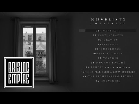 NOVELISTS - Souvenirs (OFFICIAL FULL ALBUM STREAM)