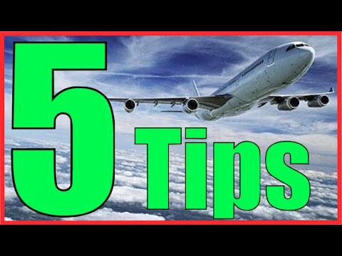 Top 5 Air Travel Tips