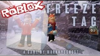Doodle In ROBLOX Land - ROBLOX Freeze Tag!