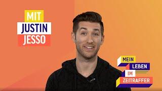 Justin Jesso wusste mit fünf was er heute machen wird!   Zeitraffer   Folge 1
