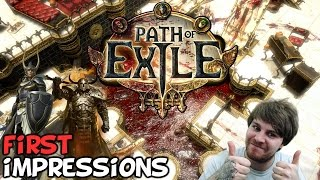 "Path Of Exile First Impressions ""Is It Worth Playing?"""