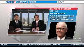 Pete Hoekstra -- Former U.S. Congressman and Chairman of the House Intelligence Committee