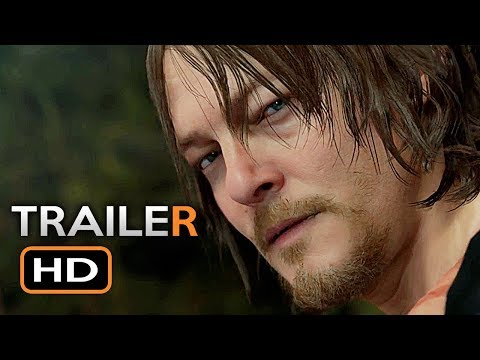 Play Death Stranding Gameplay Trailer (E3 2018) Norman Reedus Video Game HD