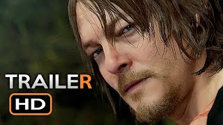 Death Stranding Gameplay Trailer (E3 2018) Norman Reedus Video Game HD