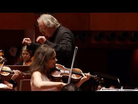 Beethoven: Violinkonzert ∙ hr-Sinfonieorchester ∙ Patricia Kopatchinskaja ∙ Philippe Herreweghe