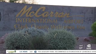 Thousands sign petition to rename airport Las Vegas International Airport