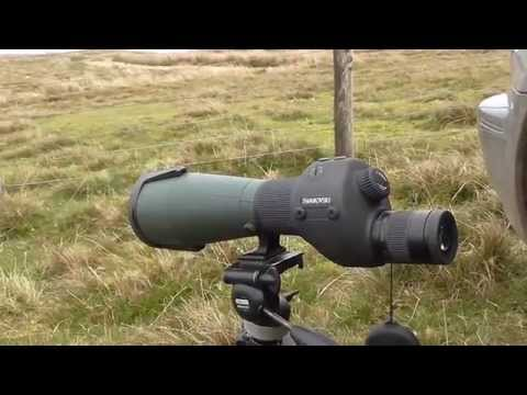 Swarovski STR ballistic spotting scope review