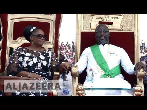 🇱🇷 Liberia: George Weah sworn in as president