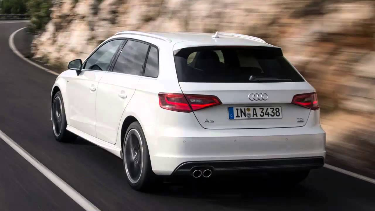 2014 audi a3 2 0 tdi 184 cv 38 8 hd youtube. Black Bedroom Furniture Sets. Home Design Ideas