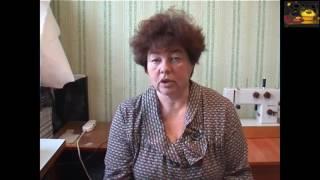 видео Дефекты ткани: усадка