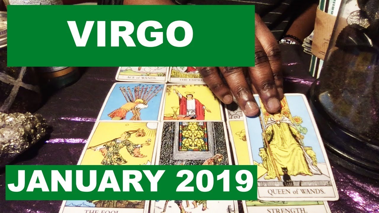 Astrology virgo january 2 2019