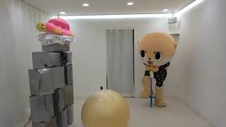 Japanese Mascot Fails, Fights & Funny Moments Video
