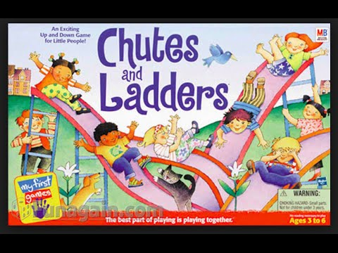 The Dragoon Union Plays: Chutes And Ladders Board Game